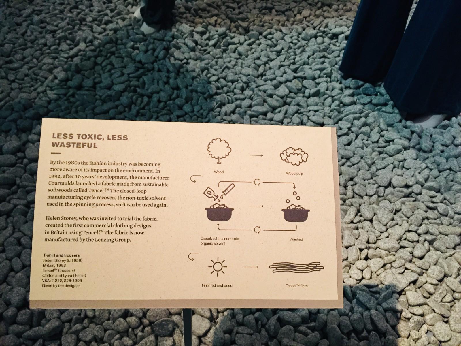 Ursprung von Tencel